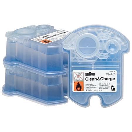 Wkład CCR do stacji czyszczącej Braun Clean & Charge